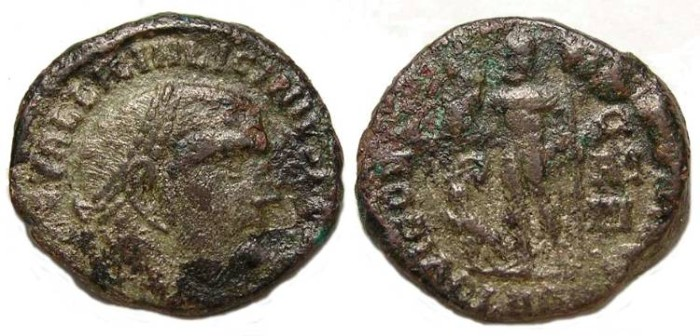 Ancient Coins - Licinius I, AD 308-324. AE 3.