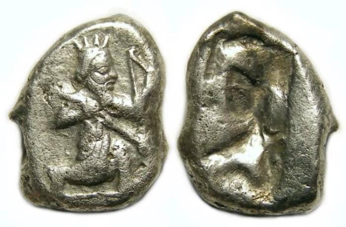 Ancient Coins - Royal Persian Coinage. ca. 450 to 330 BC