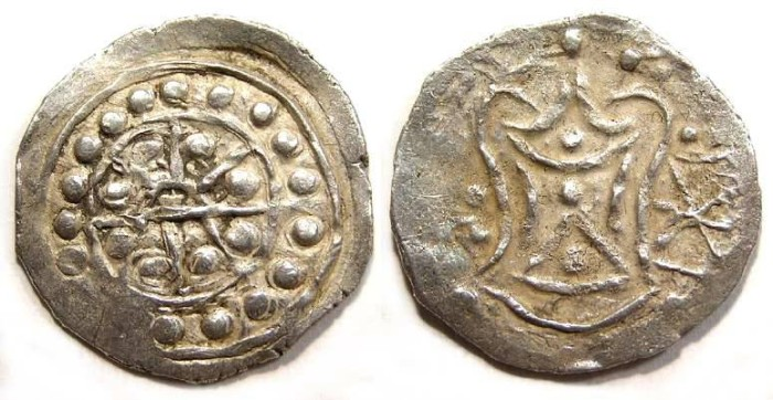 Ancient Coins - Cambodia, Kingdom of Funan. ca. AD 400 to 550.