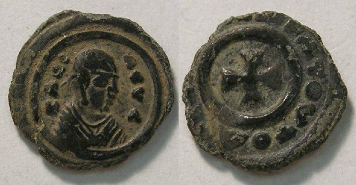 Ancient Coins - Axumite. Successors of Ezanas. ca. AD 350 to 400