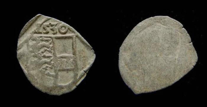Ancient Coins - Austria, Dukedom of Karnten, Ferdinand I, 1522 to 1564, billon pfennig. Dated 1530