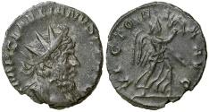 Ancient Coins - LAELIANUS. ANTONINIANUS. AD 269.