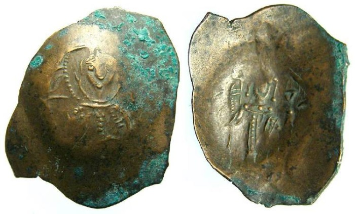 Ancient Coins - Crusader. Latin Rulers of Constantinople. AD 1204 to 1261.  NICE FOR ONE OF THESE.