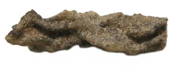 Ancient Coins - Fulgurite from the Sahara Desert.