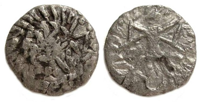 Ancient Coins - Germanic Tribes in the early Dark Ages.
