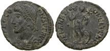 Procopius, AD 365 to 366, AE 3