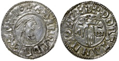World Coins - Britain, Anglo-Saxon Kings of all England. Aethelred II, AD 978-1016. Silver penny.
