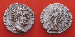 Ancient Coins - Septimius Severus (193-211), AR Denarius, Rome