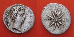Ancient Coins - AUGUSTUS (27 v.Chr.-14n.Chr.) Denar Rome