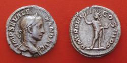 Ancient Coins - Severus Alexander, 222-235 AD