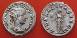 Ancient Coins - Gordian III. ( AD. 238-244) AR Denarius,Rome
