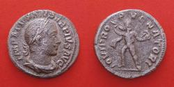 Ancient Coins - Severus Alexander (222-235). Denarius. Rome