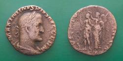 Ancient Coins - Maximinus I. (235-238). Attention, rarity!, as