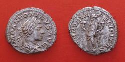 Ancient Coins - Elagabalus  /218-222/ AR Denarius, Roma