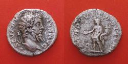 Ancient Coins - Septimius Severus (193-211). Denarius. Rome.