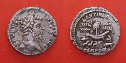Ancient Coins - SEPTIMIUS SEVERUS (193-211) Denar Rome