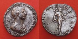 Ancient Coins - Trajan (98-117), AR Denarius, Rome