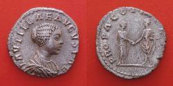 Ancient Coins - Plautilla (Augusta, 202-205), AR Denarius, Rome