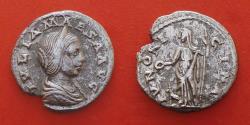 Ancient Coins - Julia Maesa (218-222), Rome, AR Denarius