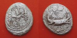 Ancient Coins - M. Antonius , AR Denarius, Rome