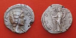 Ancient Coins - JULIA DOMNA (Augusta, 193.211.). Denarius, Rome