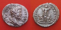 Ancient Coins - SEPTIMIUS SEVERUS AR DENARIUS (193-211) ROME