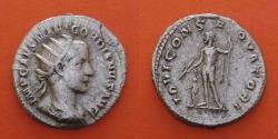 Ancient Coins - Gordian III (238-244) Antoninianus, Rome.