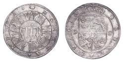 World Coins - Sweden Karl IX 1598 Riksdaler