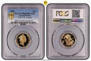 World Coins - Great Britain Elizabeth II 1986 Gold Sovereign Proof PCGS PR69 DCAM #37040197
