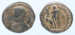 Ancient Coins - Licinius (308-324AD) AE3- 2,85 gram, 19 mm, struck 317-320AD, Antioch mint
