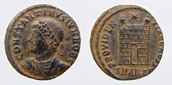 Ancient Coins - Constantinus II, as Caesar AD 317-337. Antioch