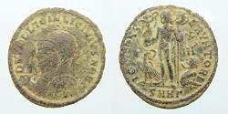 Ancient Coins - Licinius II Caesar Heraclea Æ Follis (317-324)