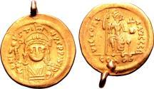 Ancient Coins - Justin II AV Solidus