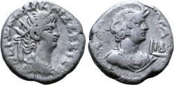 Ancient Coins - Nero BI Tetradrachm of Alexandria,