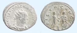 Ancient Coins - Valerian I. A.D. 253-260. BI antoninianus Samosata
