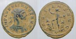 Ancient Coins - Aurelianus Antoninianus, RIC 1719 (270-275 AD)