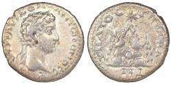 Ancient Coins - CAPPADOCIA. Caesarea. Commodus (AD 177-192). AR didrachm (19mm, 12h). NGC Choice VF.