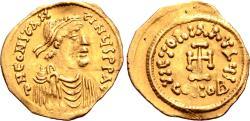 Ancient Coins - Constantine IV Pogonatus AV Tremissis.