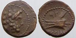 Ancient Coins - Phoenicia, Arados, c. 137-51 BC. Æ