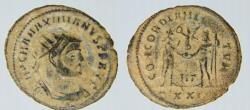 Ancient Coins - MAXIMIANUS HERCULIUS (286-305). Antoninianus. Heraclea.