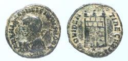 Ancient Coins - Licinius II Roman coin (317-324 AD) - scarce type.