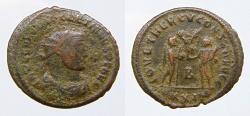 Ancient Coins - Diocletian. A.D. 284-305. Æ antoninianus