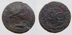 Ancient Coins - Livia Dupondius Rome AD 21-22