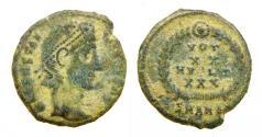 Ancient Coins - Constantius II (337-361), Nummus, Antiochia,