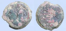 Ancient Coins - Republic, Anonymous, (c.211-207 B.C.), AE as