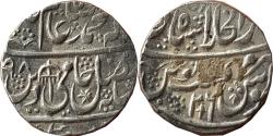 World Coins - INDIA, MUGHAL EMPIRE: Shah Alam II (1759-1806), AR Rupee, 11.16g, Pseudo mint-name Dar al-Khilafa Shahjahanabad,