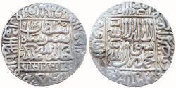 World Coins - SULTANS OF DELHI: SURIS, SHER SHAH, AH 945-952 / AD 1538-1545, AR RUPEE, 11.42G, 29MM, AGRA