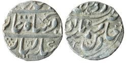 World Coins - INDAI, Jodhpur State: AR Rupee in the name of Shah Alam II, Sujat Mint?,