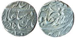 World Coins - INDIA, Bhopal State: Nawab Wazir Muhammad Khan (c. 1809-1816 AD), AR Rupee, 11,01gm,  Bari Mint,