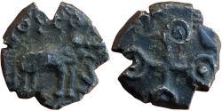 Ancient Coins - MAHARATHIS OF VIDARBHA / MARATHWADA REGION: ALLOYED AE,